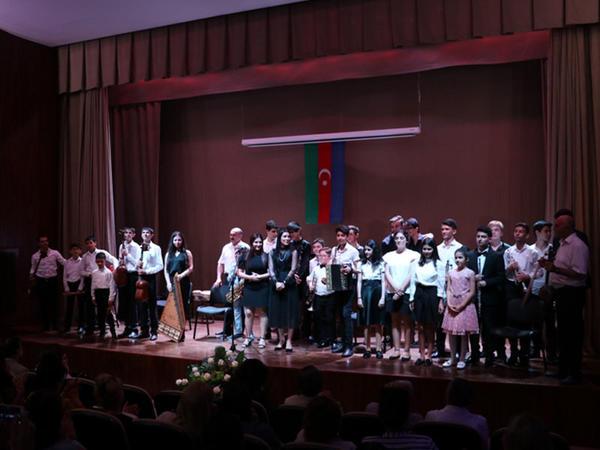 28 May - Respublika gününə həsr olunmuş konsert təqdim olunub
