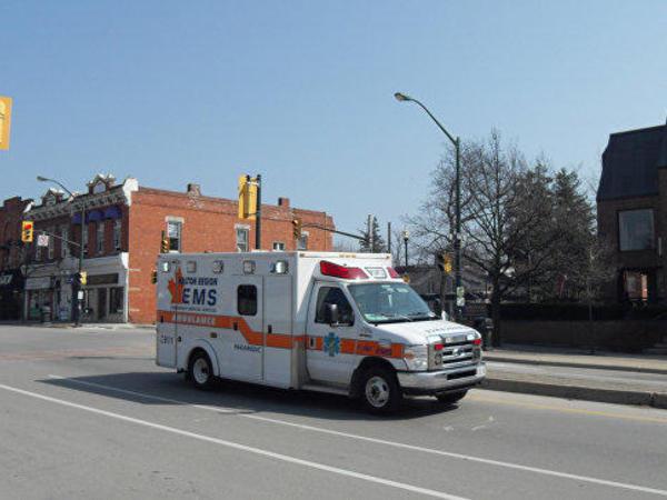 Kanadada güclü partlayış - 15 yaralı
