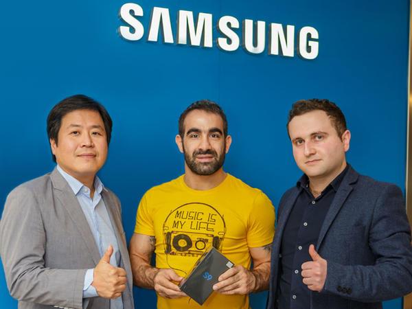 Samsung-dan yeni layihə