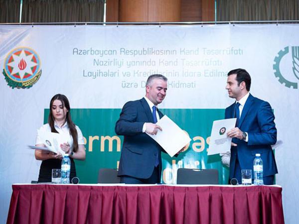 Azərbaycan Beynəlxalq Bankından fermerlərə 7%-lə kredit