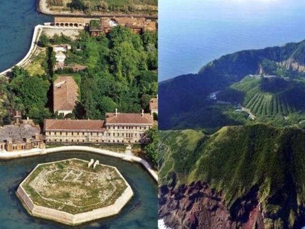 Gedənlər QAYITMIR - Dünyanın ən təhlükəli 7 adası - VİDEO