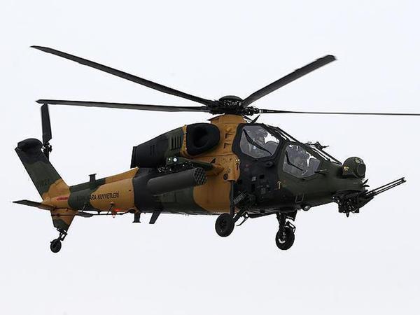 """Pakistan Türkiyənin hərbi helikopterinə müştəri çıxıb - 30 """"ATAK"""" alır"""