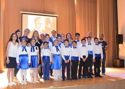 Uşaq musiqi məktəbinin birinciləri konsert keçirib - FOTO