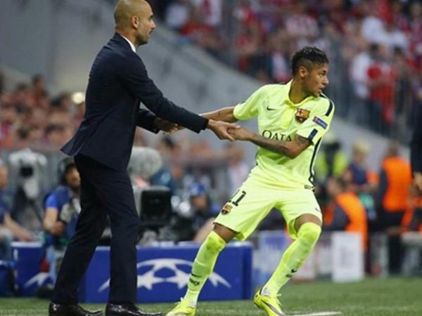 """""""Qvardiola ilə işləmək istəyərəm"""" - <span class=""""color_red"""">Neymar</span>"""