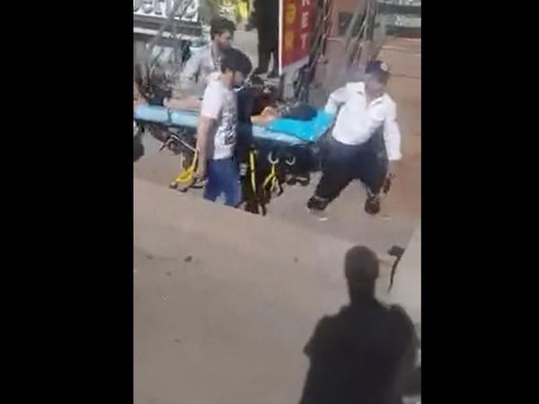 """Azərbaycanda dəhşət: ər arvadını """"kislota""""yla yandırdı... - VİDEO"""