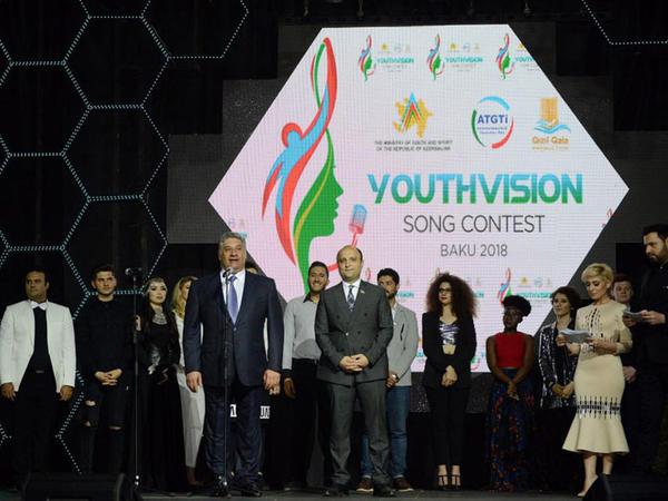 """""""Youthvision 2018"""" III Beynəlxalq Mahnı müsabiqəsinin qalibi bəlli oldu - FOTO"""