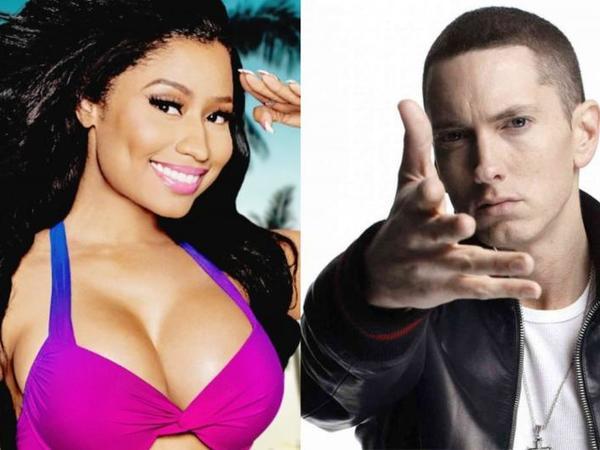 Niki Minajla Eminem sevgilidir?