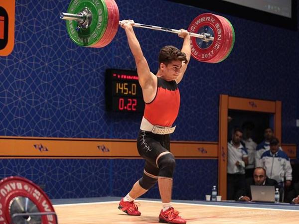 Ağır atletika üzrə yeniyetmələr arasında Azərbaycan birinciliyi başa çatdı