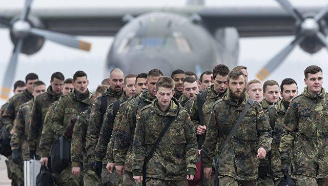 Almaniya ordusunun acınacaqlı durumda olduğu açıqlandı
