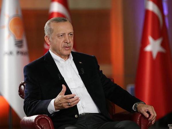"""Ərdoğan: """"Türkiyə Avro-2024 ilə bağlı UEFA-dan ədalətli qərar gözləyir"""""""