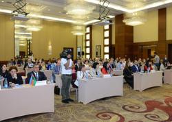 Bakıda Avropa Tibb Assosiasiyaları Forumunun 33-cü illik konfransı öz işinə başlayıb - FOTO