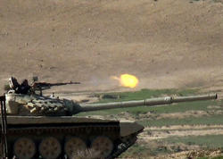 Azərbaycan Ordusunda ən yaxşı tank bölüyü komandiri kim olacaq? - VİDEO - FOTO