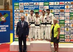 Cüdoçularımız Avstriyada 4 medal qazanıblar - FOTO