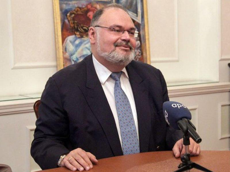 Посол Азербайджана в Великобритании обратился к Мхитаряну