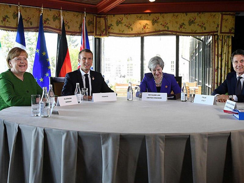 Merkel Rusiyanın G8-ə dönməsinə qarşı çıxdı