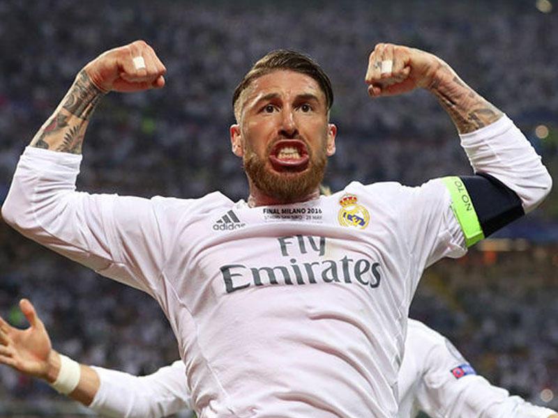 """""""Sənin üçün yaxşı olmaz"""" - Dünyanın ən güclü futbolçusu Ramosu hədələdi"""
