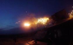 Raket bölmələri praktiki atışlar keçirib - FOTO