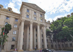 XİN: BMT TŞ-nın qətnamələrinin icrası ATƏT-in Minsk qrupunun həmsədrlərinə həvalə edilib