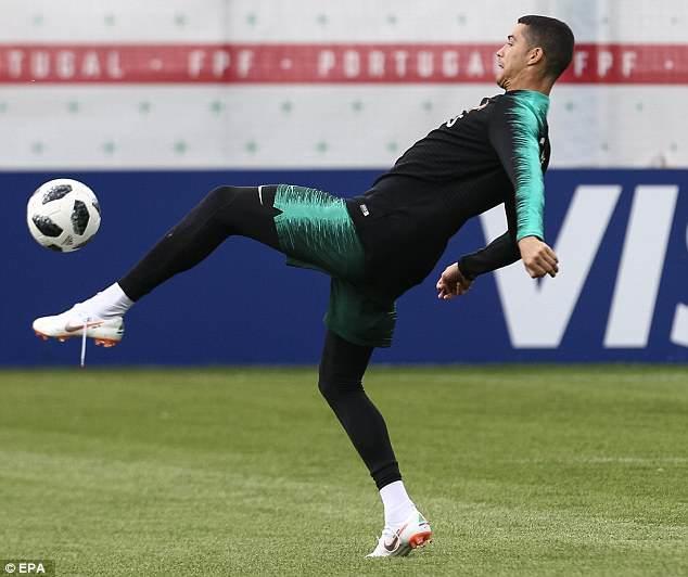 """""""İspanlara futbolun nə olduğunu başa salacağıq"""" - Kriştianu Ronaldo"""