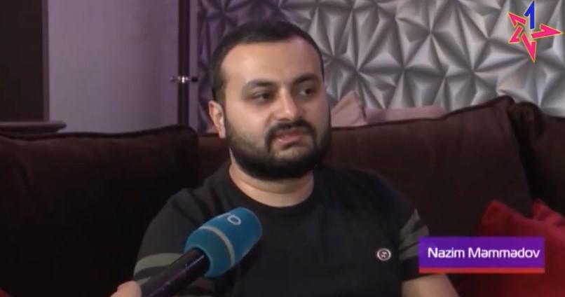 """""""Xəstəxanada olduğum vaxt mənə sürpriz etdi"""" - Nazim - VİDEO - FOTO"""