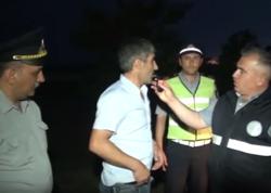 Yol polisi reyd keçirib: 30-dan artıq sürücü cərimələnib - VİDEO