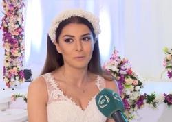 """Fuad Əlişovdan ayrılan Sevinc ikinci dəfə ailə qurur: """"Bəy tanıdığınız adamdır..."""" - VİDEO"""