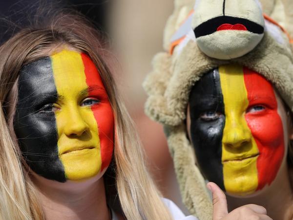 DÇ-2018: Belçika - Panama oyununda ÜÇ QOL VURULDU - VİDEO - FOTO