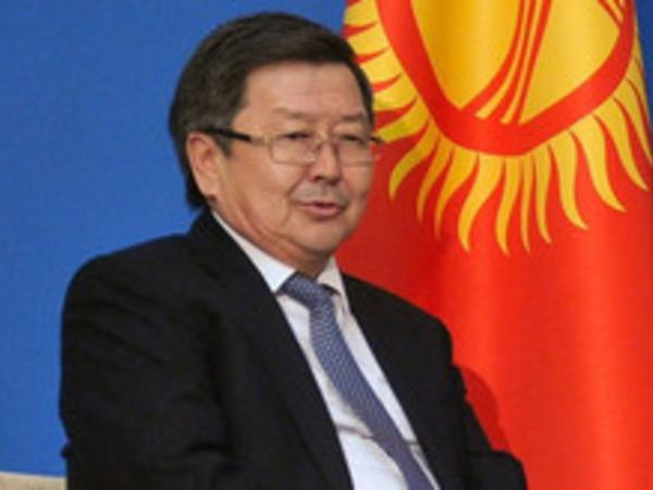Qırğızıstanın sabiq baş naziri saxlanılıb