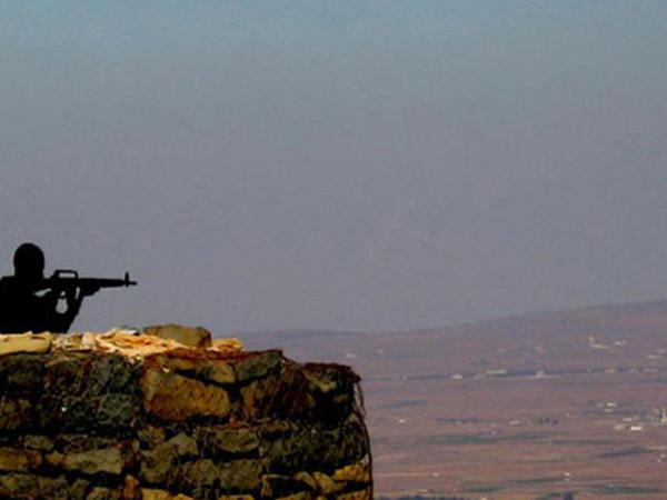 Suriyada İsrailə məxsus PUA vuruldu