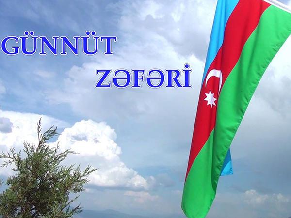 Müdafiə Nazirliyi Günnüt kəndinin işğaldan azad edilməsinə dair VİDEO yaydı