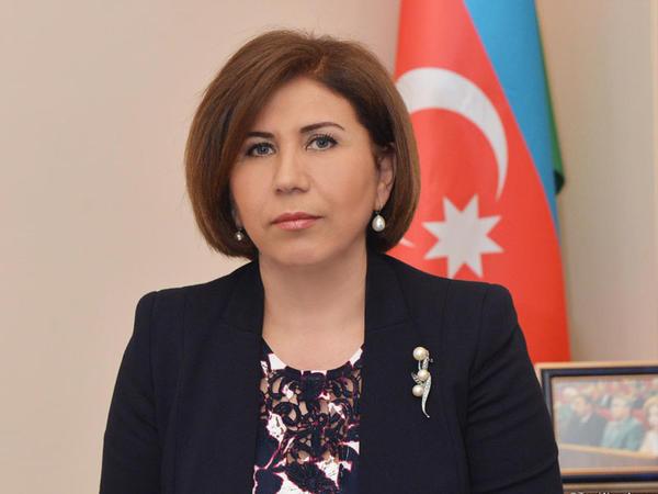 """Bahar Muradova: """"Beynəlxalq ictimaiyyət hər bir insan üçün təhlükəsiz yaşamağa şərait yaratmalıdır"""""""