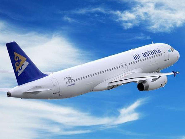 Air Astana-nın reyslərinə QİYMƏTLƏR