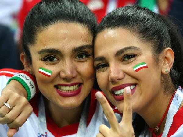 DÇ-2018: İspaniya - İran oyununda 1 qol vuruldu - VİDEO - FOTO