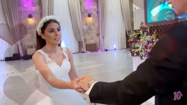 Fuad Əlişovdan boşanan Sevinc ərə getdi
