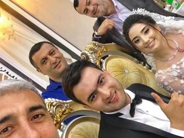 Rüfət Mehdiyevin qızının toyundan görüntülər - VİDEO - FOTO