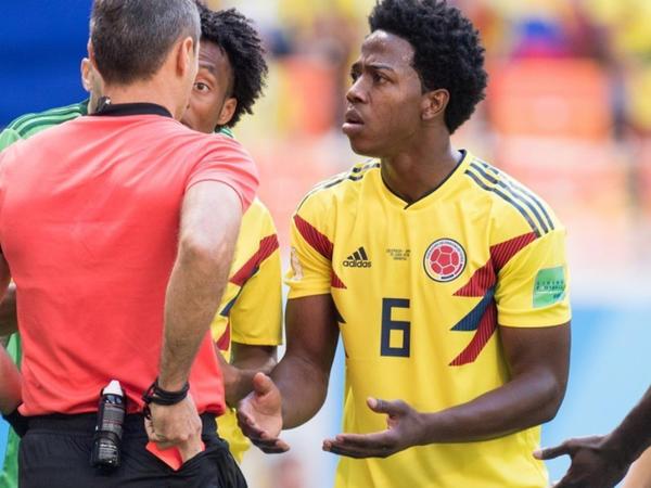 Kolumbiya komandasının futbolçusu ölüm hədəsi alıb