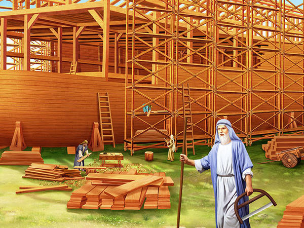 Həzrət Nuhun dünyadan köçməsi necə olub?