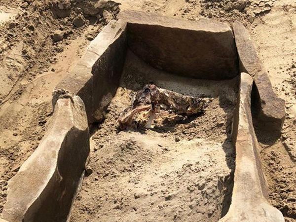 Rusiyada mumiya tapıldı