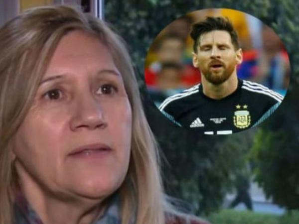 """Messinin anası: """"Tənqidlər Leonu ağladır"""""""