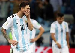 """Messili Argentinanın """"qara"""" ümidi - FOTO"""