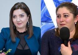 """Nazilə Səfərlinin qardaşı arvadı: """"İntihar edəcəm"""" - VİDEO"""