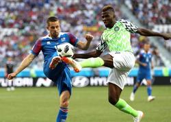 DÇ-2018: İslandiya - Nigeriya oyununda İKİ QOL VURULDU - YENİLƏNİB - VİDEO - FOTO