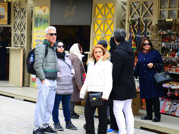 Azərbaycana gələn turistlərin sayı 10 faiz artıb