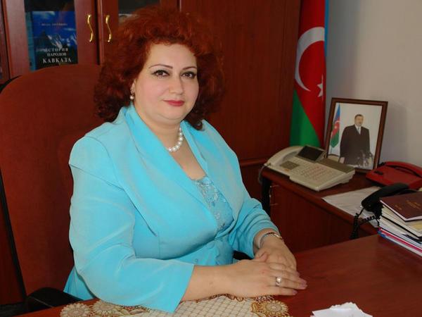 Professor İradə Hüseynova Türk Dünyası Araşdırmaları Beynəlxalq Elmlər Akademiyasının həqiqi üzvü seçilib