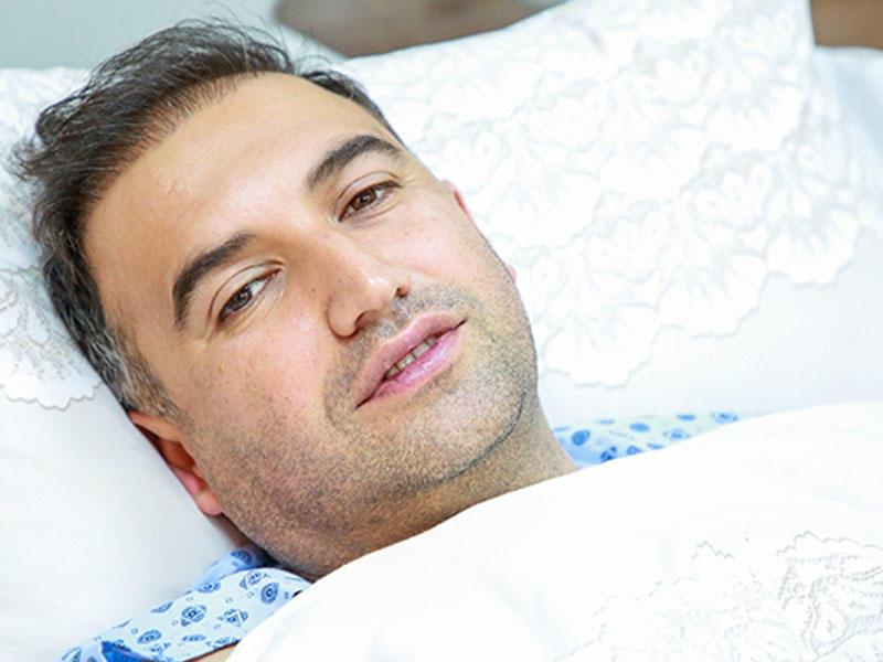 """Hacı Nuran xəstəxanadan Almaniya gedir - """"Bilirdim ki, nəsə var..."""" - FOTO"""