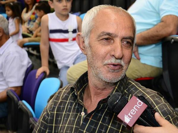 Tamaşaçı: Azərbaycan Gimnastika Federasiyası uşaqlarda idmana sevgi aşılayır