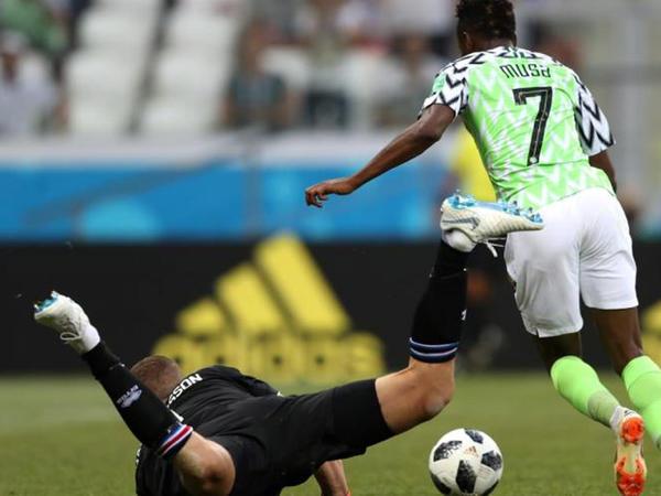 Nigeriyalı hücumçu Rusiya futbolunun tarixinə düşdü
