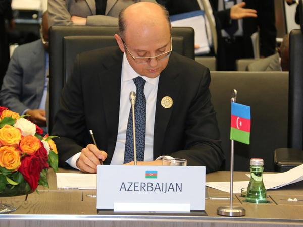 Neft hasilatının artırılması qərarını Azərbaycan da dəstəkləyib - FOTO