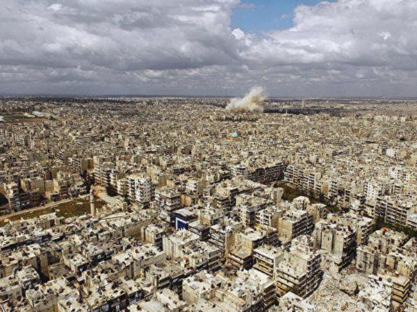 Suriyada hakimiyyətin nəzarətinə keçən yaşayış məntəqələrinin sayı artıb