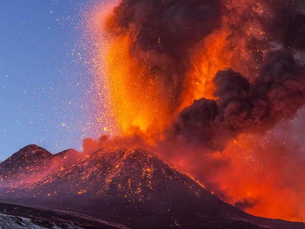 Vulkan püskürmələri qlobal fəlakətə səbəb ola bilər